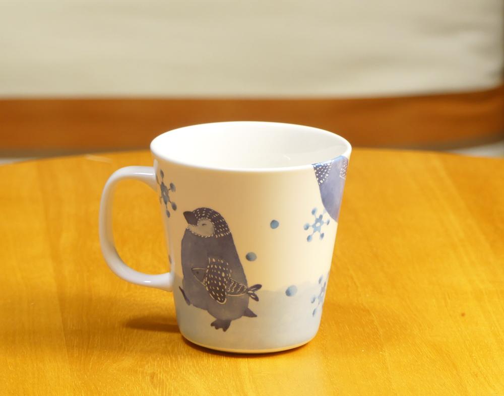 海のなかまマグカップ